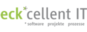 Logo eck*cellent IT GmbH